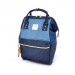 กระเป๋า Anello Mini รุ่น AT-B0935B สี Denim Mult (DML)