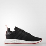 adidas Originals NMD R2 Primeknit Color Core Black/Core Red