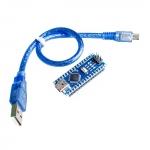 Arduino Nano 3.0 Mini USB รุ่นใหม่ใช้ชิฟ CH340G