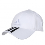หมวก Adidas PERFORMANCE 3-STRIPES New in White