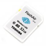 Toshiba: FlashAir 32 GB Class 10