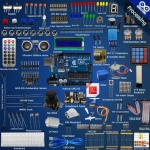 ุชุดเรียนรู้ Adeept Ultimate Starter learning Kit for Arduino UNO R3 LCD1602 Servo processing