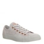 Converse All Star Low Leather Mouse Vapour Pink Exclusive