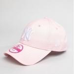 หมวก NEW ERA 9Forty Cap NY ชมพู อ่อน