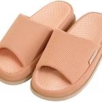 Refre OKUMURA Slippers สีชมพู-ผู้หญิง (M) รองเท้าแตะเพื่อสุขภาพ