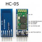 HC-05 Bluetooth Master Slave