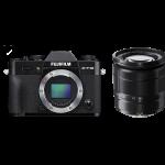 Fujifilm XT10 + Lens 16-50 mm OIS II (Black)