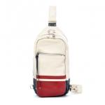 กระเป๋าสะพายข้าง Anello รุ่น AT-25152 สี Light Beige