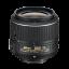 AF-S DX NIKKOR 18-55mm f/3.5-5.6G VR II thumbnail 1