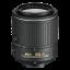AF-S DX NIKKOR 55-200mm f/4-5.6G ED VR II thumbnail 1