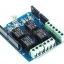 รีเลย์ 4 ช่อง มาตรฐาน 1PCS 4 Channel Relay 5V Shield Module For Arduino DIY Four Channel Relay Electr thumbnail 1