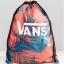 กระเป๋าเป้สะพายหลัง เชือกรูด จาก VANS สีส้ม thumbnail 1