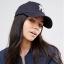 หมวก NEW ERA 9Forty Cap NY สีกรมท่า รุ่นใหม่ สติกเกอร์เทาเงิน thumbnail 5