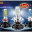 X3 หลอดไฟหน้า LED ขั้ว H4 - LED Headlight Philips chip ZES 2nd.G thumbnail 2