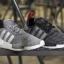 adidas NMD R1 Color Utility Black/Footwear White/Medium Grey Heather Solid Grey thumbnail 13