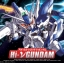 SD BB 384 Hi-Nu Gundam