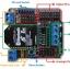 SRS485/Xbee/Bluetooth/RS485/APC220 I/O Sensor Expansion Shield V5.0 For Arduino thumbnail 3