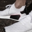 adidas Originals NMD R2 Primeknit Color Footwear White/Core Black/Footwear White thumbnail 9