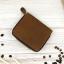 M Ven Leather Zipper Button Brown thumbnail 9