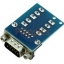 RS232 Serial to Terminal DB9 Male Adapter Connector Signals Terminal Module thumbnail 3