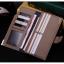 M long JI&XIA Button Metal Black thumbnail 3