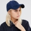 หมวก NEW ERA 9Forty Cap Yankees สีน้ำเงินเข้ม ผ้าหนังกลับ thumbnail 4