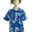 เสื้อฮาวาย เสื้อเชิ้ต Hawaiian shirt (MADE IN HAWAII)