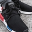 adidas Originals NMD XR1 Primeknit Black Red Blue White thumbnail 16