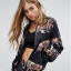 adidas Originals X Farm Multi Leopard Print Bomber Jacket thumbnail 1
