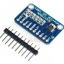16 Bit I2C ADS1115 Module ADC 4 channel with Pro Gain Amplifier for Arduino RPi thumbnail 1