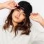 หมวก NEW ERA 9Forty Cap NY สีดำ ไดม่อน thumbnail 3