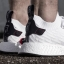 adidas Originals NMD R2 Primeknit Color Footwear White/Core Black/Footwear White thumbnail 11