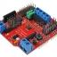 SRS485/Xbee/Bluetooth/RS485/APC220 I/O Sensor Expansion Shield V5.0 For Arduino thumbnail 1