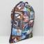 กระเป๋าเป้สะพายหลัง เชือกรูด จาก ADIDAS ลายกราฟฟิก thumbnail 2