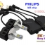 TK1 หลอดไฟหน้า LED ขั้ว H4 - LED Headlight Philips chip MZ thumbnail 3