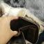 M Ven Leather Zipper Dark Brown thumbnail 10