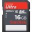 Sandisk ultra16 GB Class10 thumbnail 1