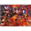 1/100 MG Unicorn Gundam HD Color + MS CAGE