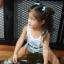 เสื้อแขนกุดเด็กสกรีน Little Fish thumbnail 6