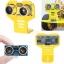 Ultrasonic Range Finder Acrylic Measuring HC-SR04 Module Sensor w/ Mount Bracket thumbnail 1