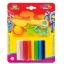 ดินน้ำมัน 100 กรัม 8สี+แม่พิมพ์ (Clay 8 Colors 100 g + 3 molds + Knife)
