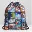กระเป๋าเป้สะพายหลัง เชือกรูด จาก ADIDAS ลายกราฟฟิก