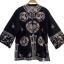 เสื้อวินเทจ เสื้อดำ เสื้อปัก ( Made In Philippines)