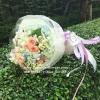 ช่อดอกไม้ กุหลาบ-ไฮเดรนเยีย
