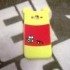 เคส Samsung J7 ซิลิโคนดิสนีย์ ลายหมีพู