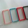 เคส Samsung Note4 เคสTPU ใสขอบสี