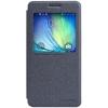 เคส Samsung A5 เคส nillkinแท้ รุ่น Sparkle Leather Case สีดำ