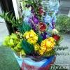 ช่อดอกไม้ สตรีทอาร์ท (Premium)