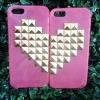 เคส iPhone 5/5s/SE ประดับคริสตัสสำหรับคู่รัก