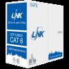 Link US-9116 สาย UTP CAT6 (600 MHz)